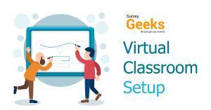 Set-up Virtual Classes network