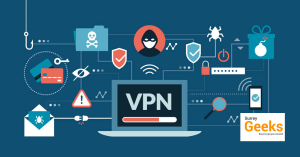 Work from home setup (Setup VPN)